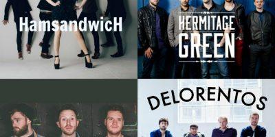 Indie Rock Wexford Spiegeltent Festival