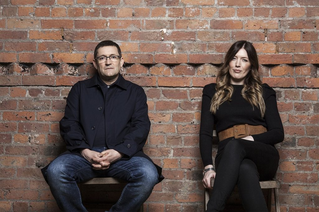Paul Heaton and Jacqui Abbott, Wexford Spiegeltent Festival
