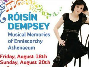 Roisin Dempsey Enniscorthy