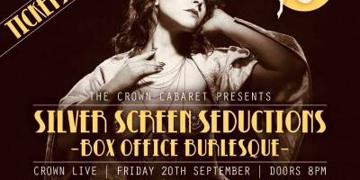 silverscreen, burlesque, burlesque wexford, wexford town, what to do wexford, september wexford
